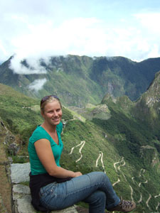 Discover South America: Heather MacBrayne